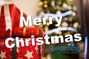 Merry Christmas from Learning Architects