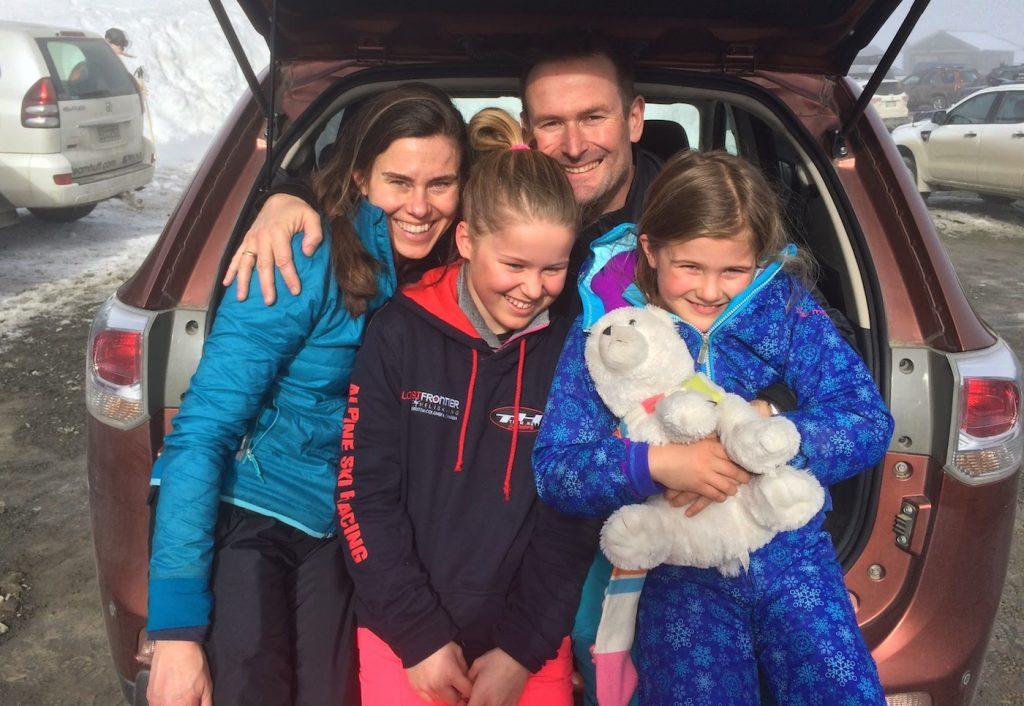 Father's Day Mt Hutt 2017