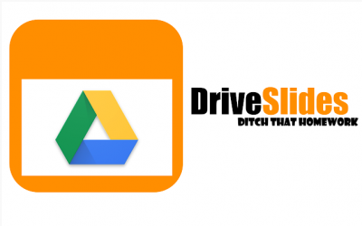 Quickly create a Google Slides presentation out of images in a Google Drive folder