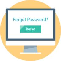 Locate a forgotten password for a site or service in Google Chrome or Safari
