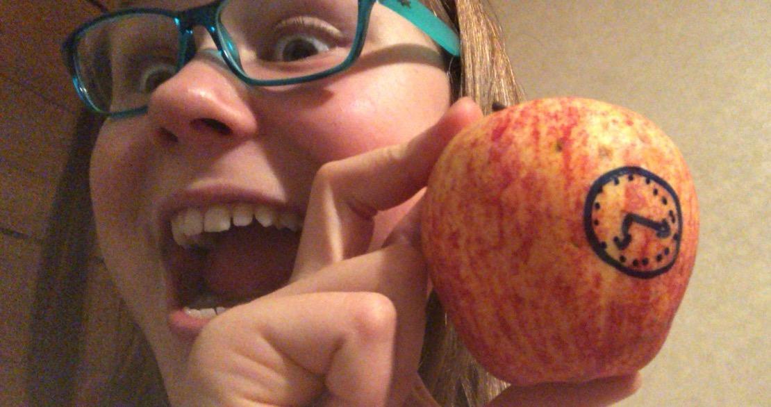Isabella Apple Watch